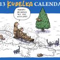 2013 Kudelka calendar