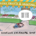 Kudelka 2015 Calendar