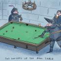 Arthur's Pool Room