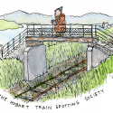 The Hobart Train Spotting Society