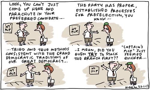 The Australian 23 January 2013