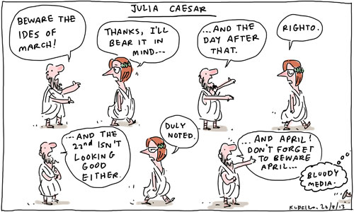 The Australian 20 March 2013