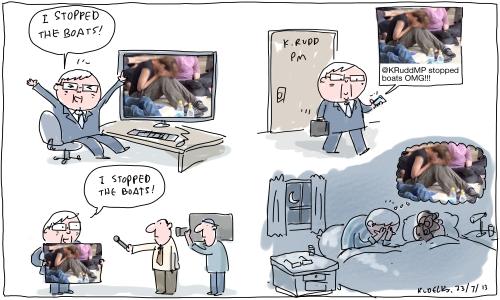 The Australian 23 July 2013