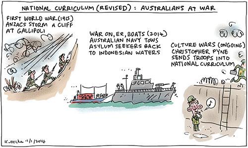 The Australian 11 January 2014
