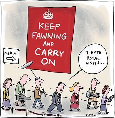 The Australian Media Section 21 April 2014