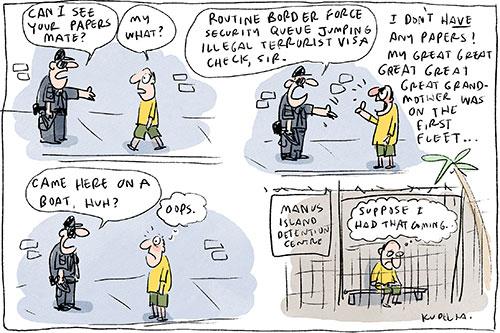 The Hobart Mercury 29 August 2015